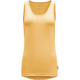 Devold Eika Singlet Women, honey